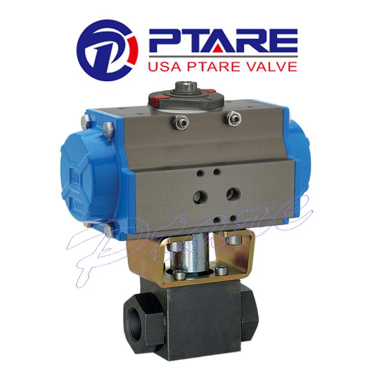 进口高压气动球阀-美国PTARE品牌