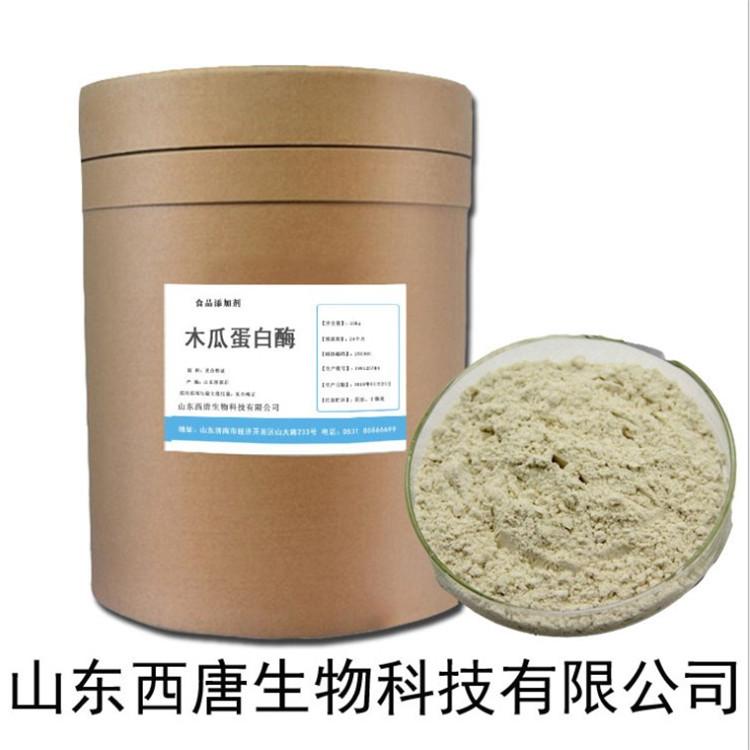 木瓜蛋白酶生产厂家