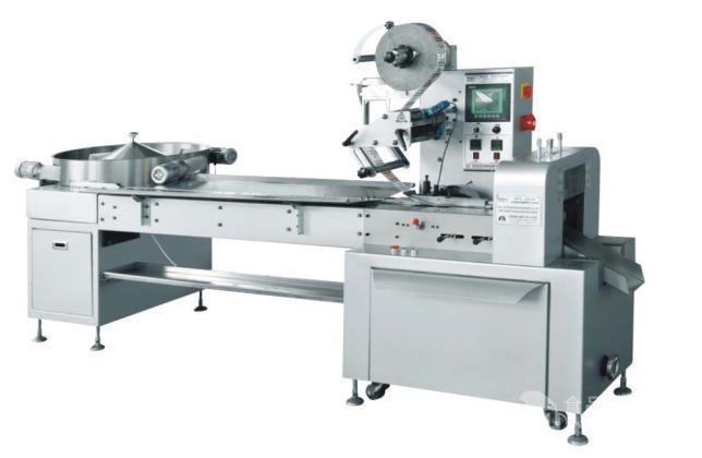 枕式糖果自动包装机高速多功能异形糖果包装机