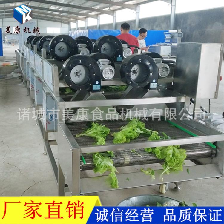 全自动酱腌菜杀菌振动沥水除水机 蔬菜清洗风干干燥设备便宜
