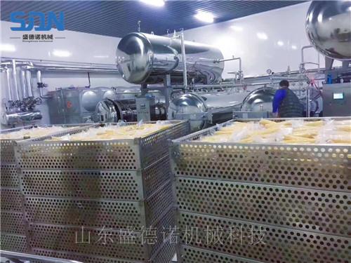 诸城速冻玉米加工设备