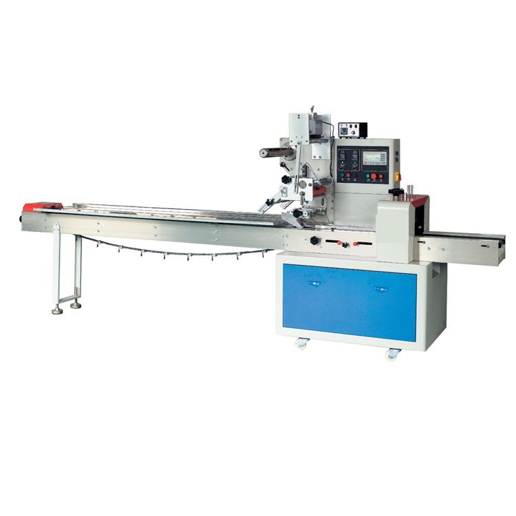佛山榴莲饼枕式包装机 双变频自动包装机械直销