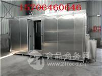美林机械鸡腿隧道式速冻机 鸡产品网带式速冻机生产厂家