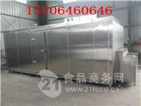 大型商用隧道式速冻机 水饺混沌米饭速冻机 盒饭全自动速冻流水线