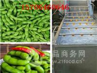 大枣清洗加工设备 菠菜清洗机 蔬菜气泡喷淋清洗机厂家直销
