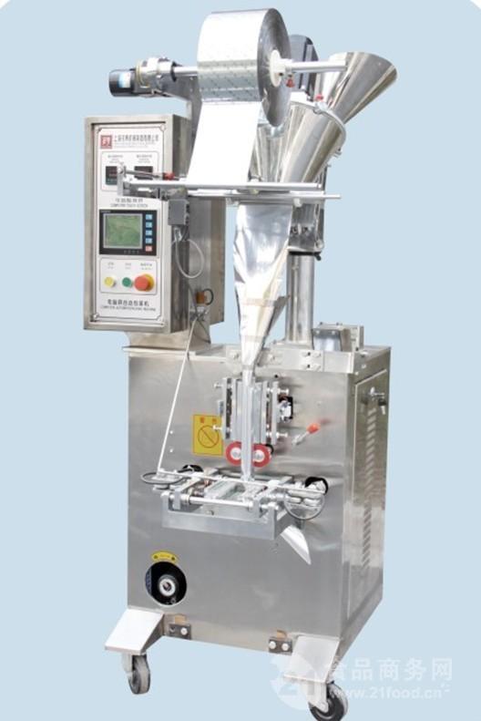 粉劑全自動包裝機豆奶粉米粉背封袋包裝機植物肽粉調料粉包裝機