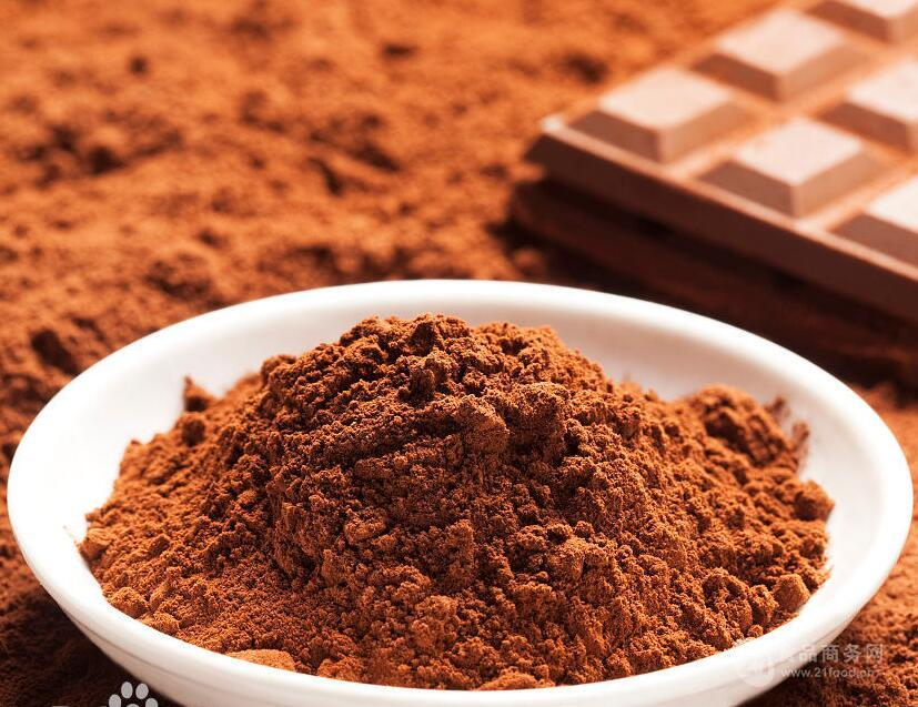 天然可可粉与碱化可可粉的区别,可可粉的用途