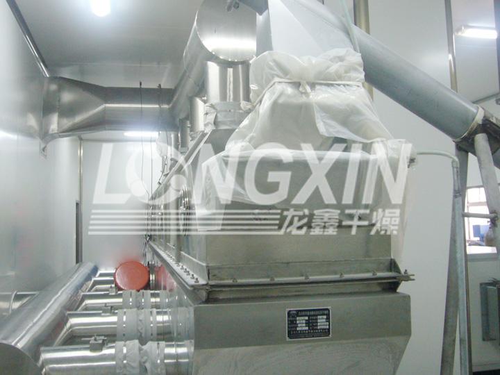 木糖醇干燥机-振动流化床干燥机-流化床干燥