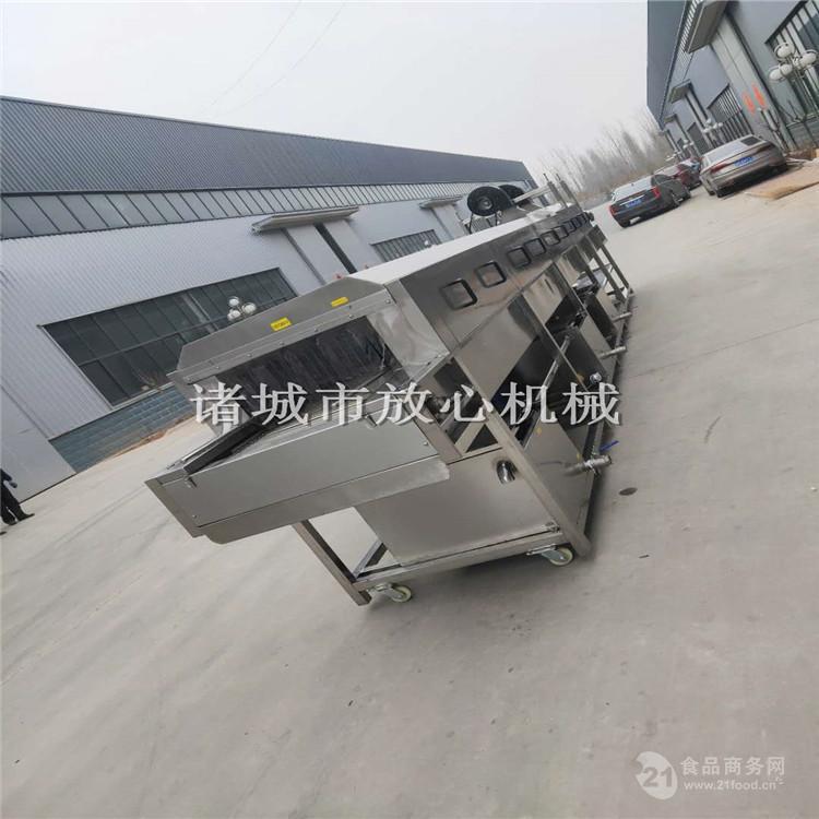 中国good高压三段水洗筐机 筐子清洗专用