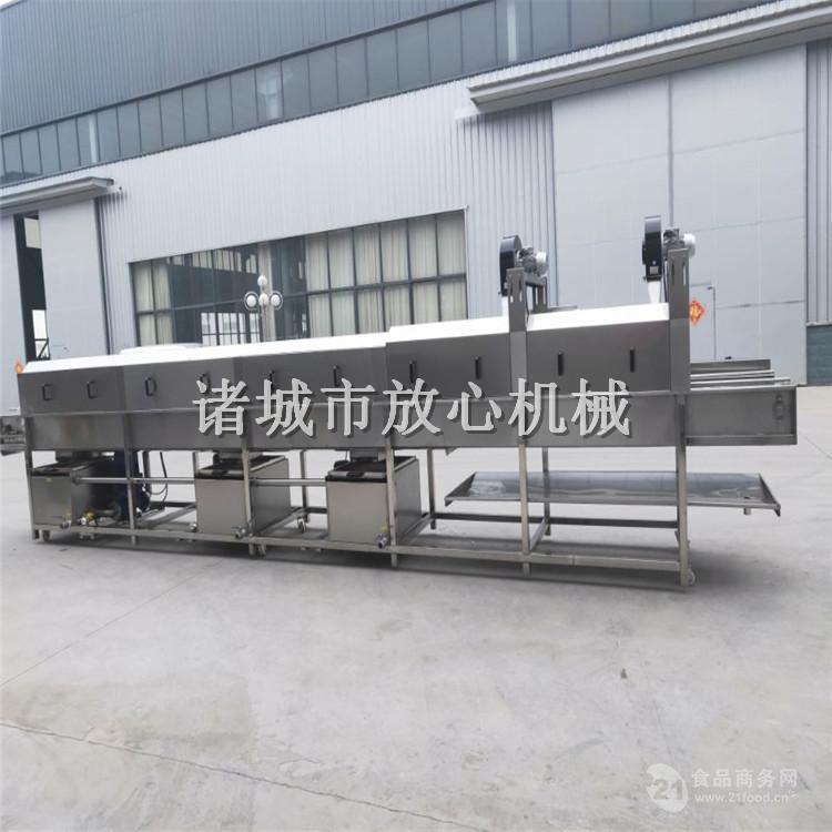 大型FXR-6肉食盘子清洗设备简介