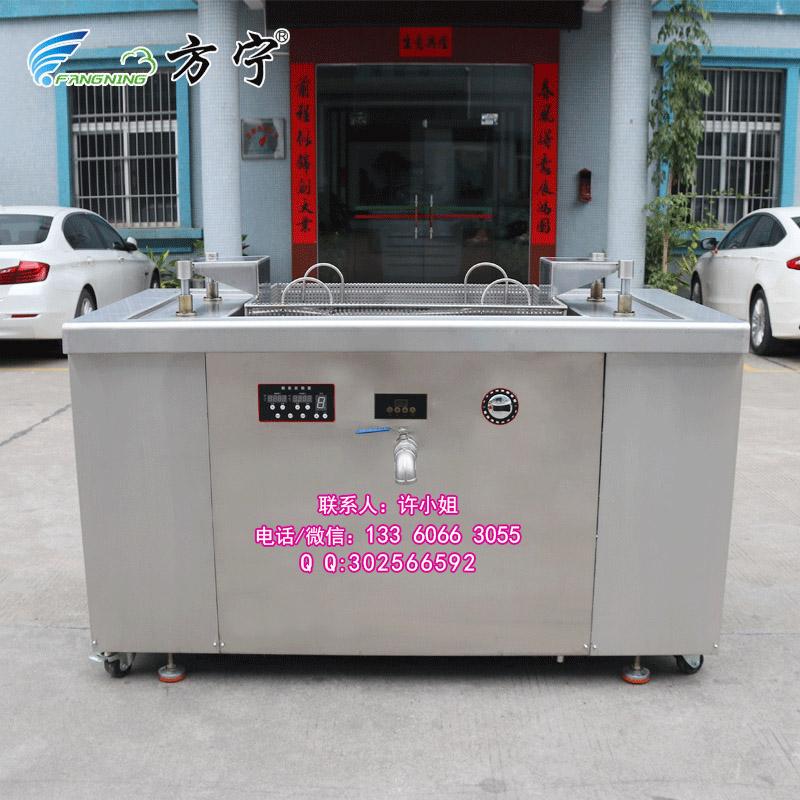 电磁大型炸锅 商用电炸锅  大型圆形电炸锅图片