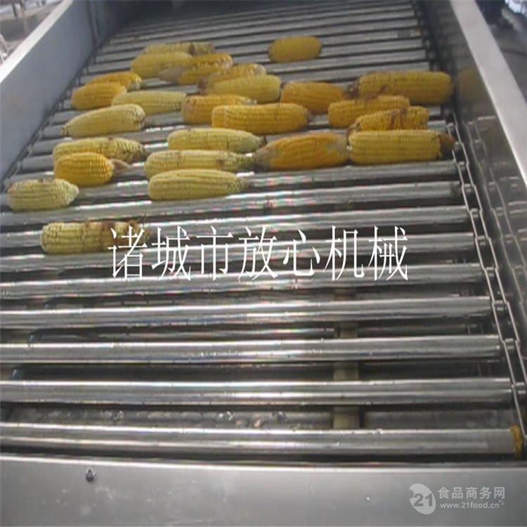 升级款玉米专用高压喷淋清洗机