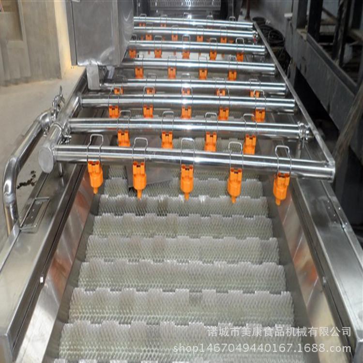 专业生产玛卡去泥土清洗机 玛卡片加工清洗设备 药材清洗机器