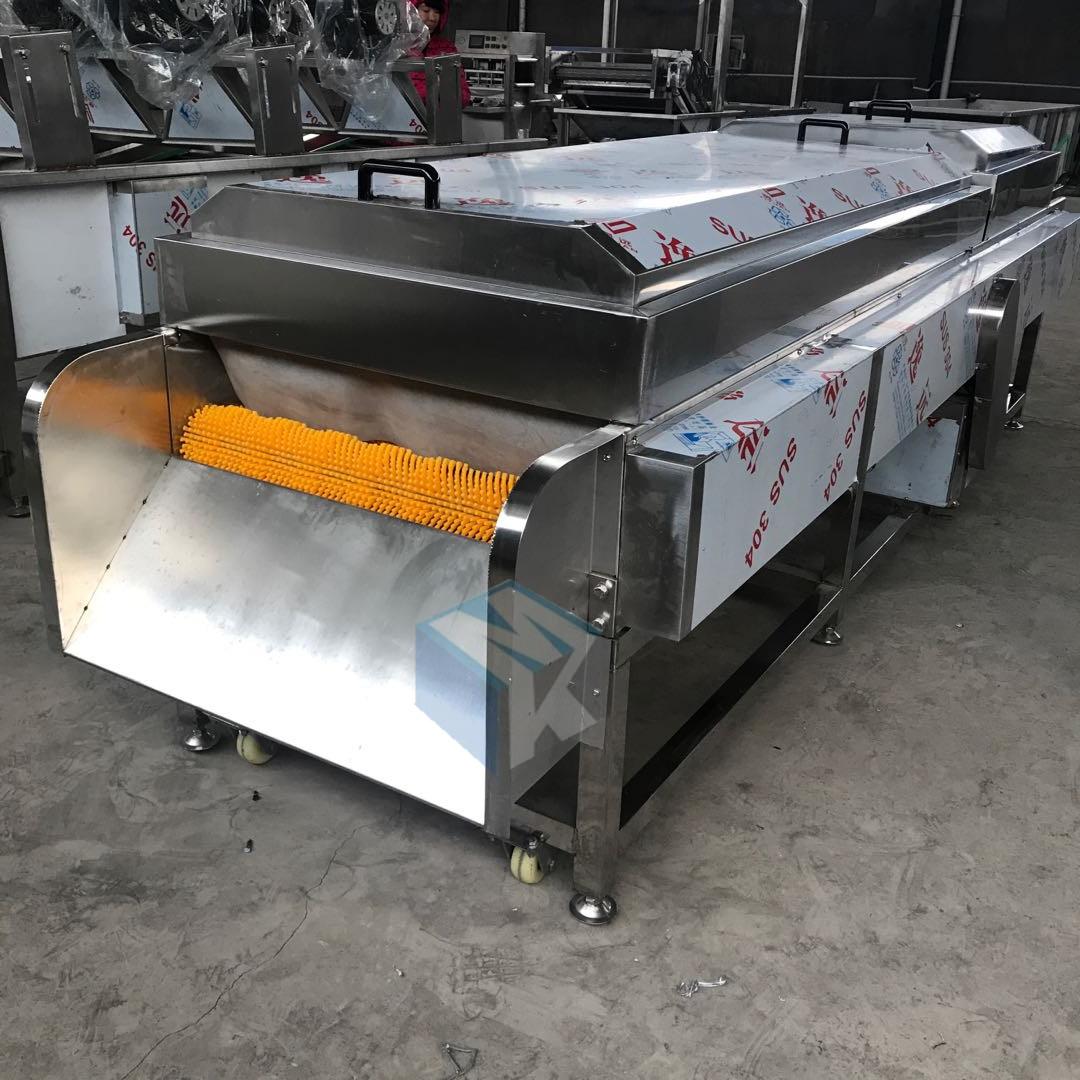新型海蛎子专用清洗机器 厂家生产全自动海蛎子清洗设备便宜