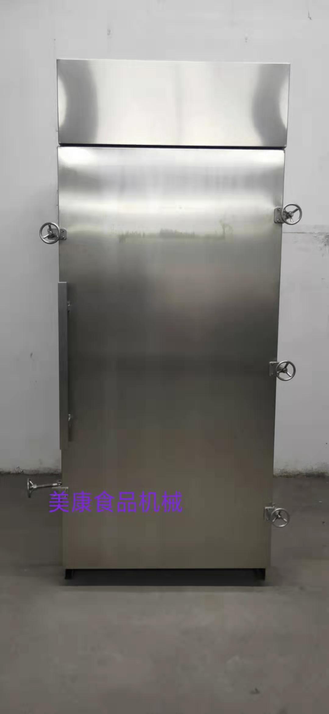 专业定制玉米蒸汽蒸箱 304不锈钢速冻玉米加工蒸煮设备便宜实惠