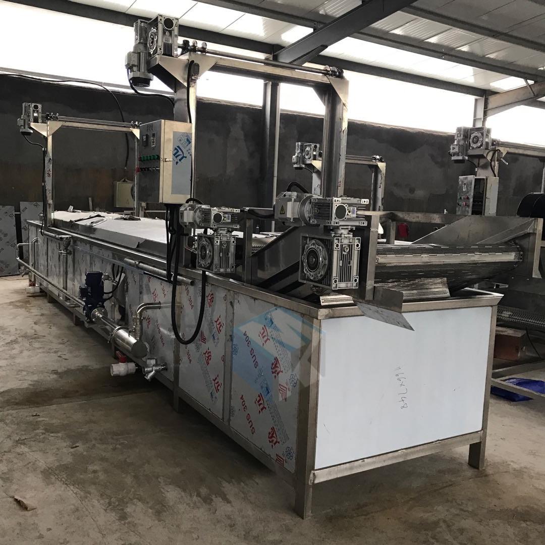 专业生产速冻料理包巴氏杀菌机 火锅料理包巴氏杀菌设备自动运行