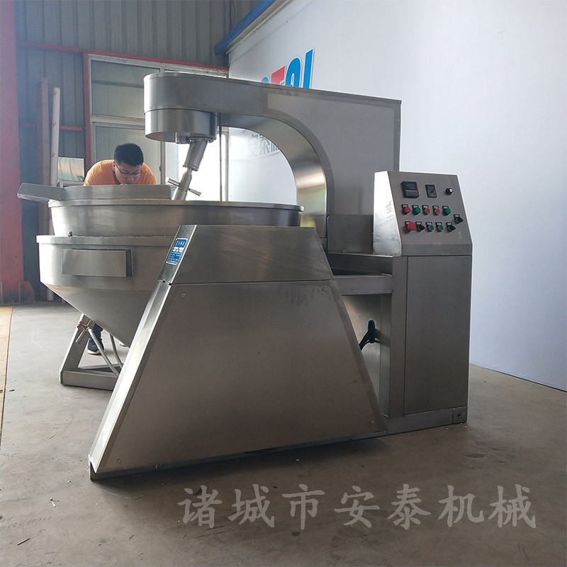 香菇醬生產設備