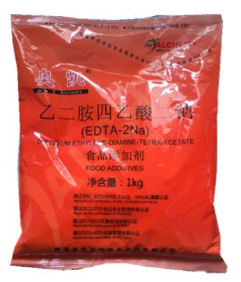 奥凯 乙二胺四乙酸二钠 食品级 EDTA二钠
