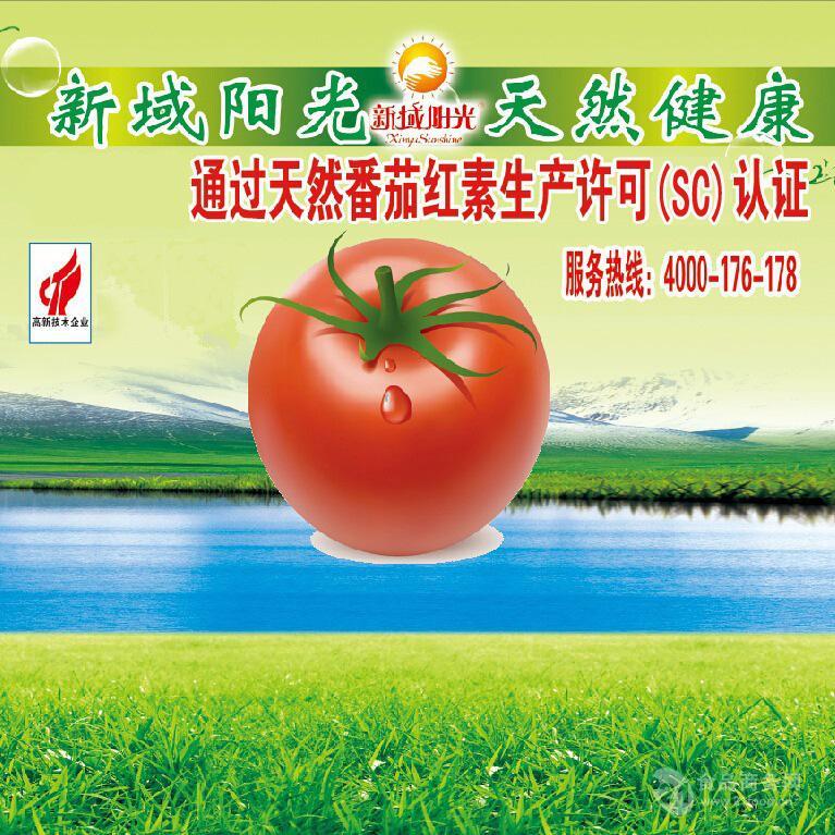 天然番茄红素提取物(纯度6%)