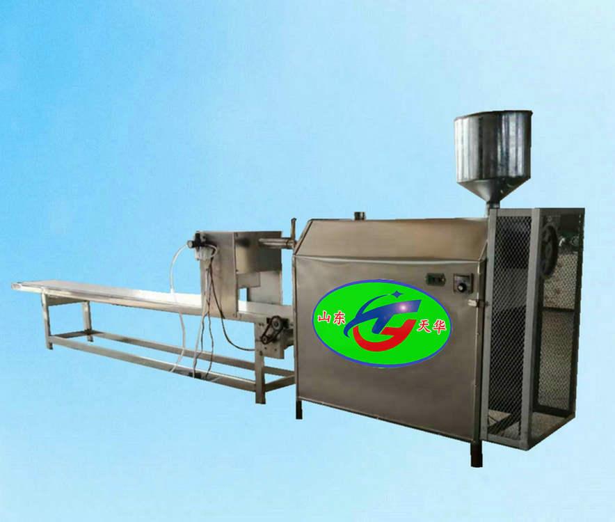 贵州灰碱粑机自动切断年糕机米豆腐机包技术