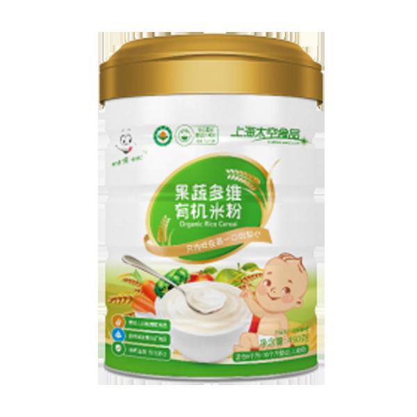 有机营养米粉果蔬多维