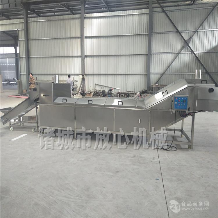 智能FX9野菜护色机生产线专业厂家