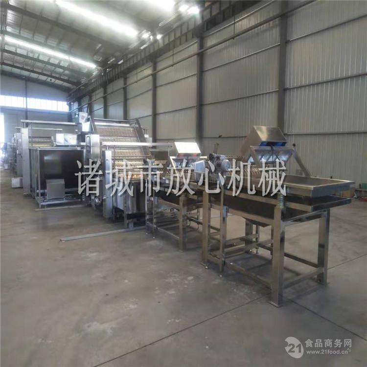 技术指导 XV麻辣小龙虾生产成套设备