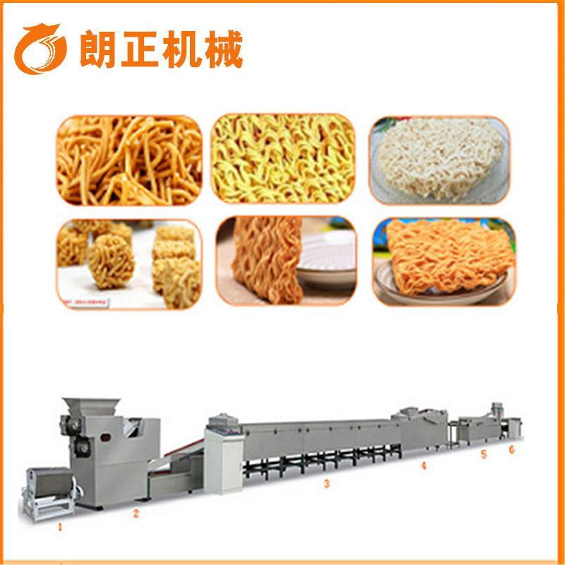牛肉方便面生产线枕式自动面条包装机械加工设备直供