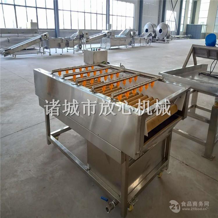 内蒙马铃薯干洗设备专业厂家