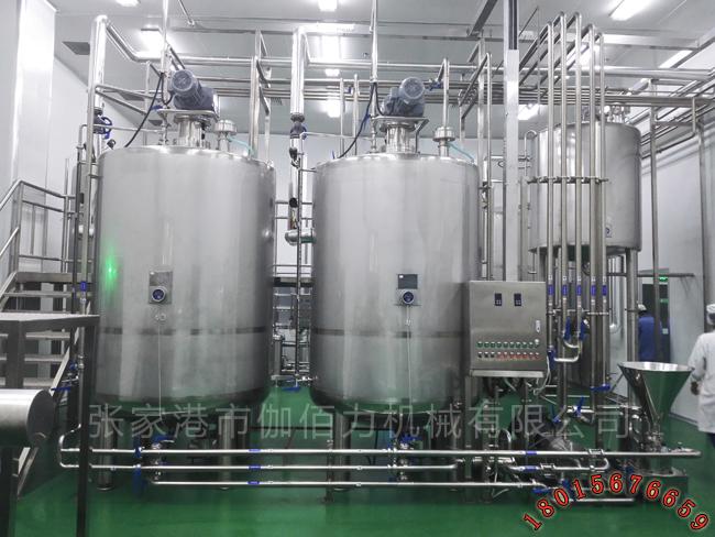 三合一果汁饮料灌装机 小型果汁饮料生产线