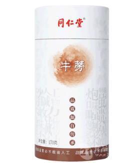同仁堂牛蒡茶价格多少钱