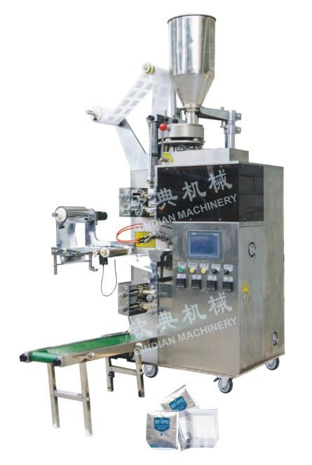 滤纸袋挂耳咖啡自动包装机颗粒碎茶超声波封口包装机