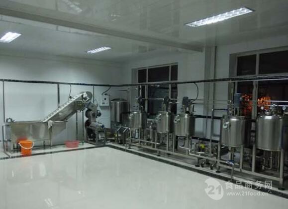 上海实验型饮料生产线厂家