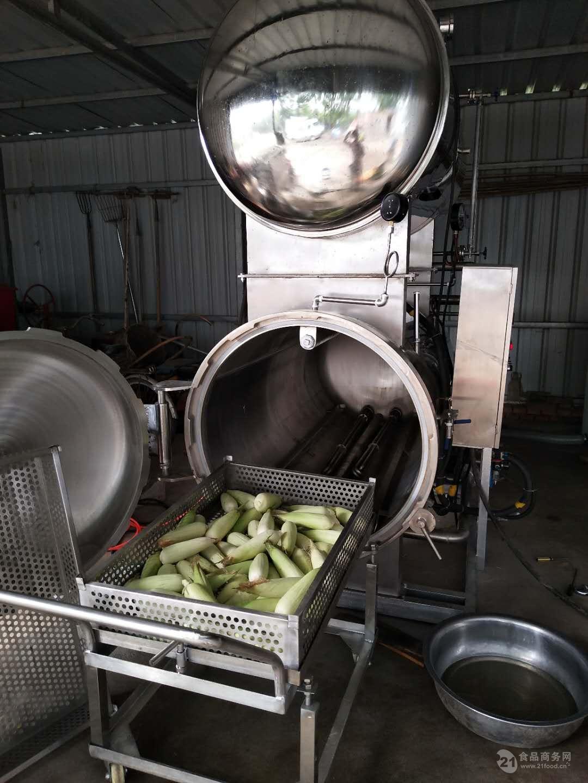 肉制品杀菌锅的主要功能及特点