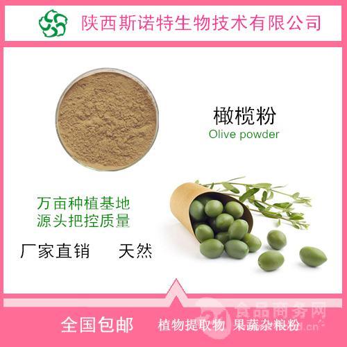 橄榄果提取物10:1 橄榄果粉