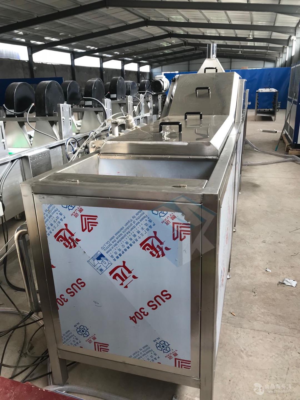 酱腌菜专用灭菌机 全自动大酱泡菜低温巴氏杀菌出口设备