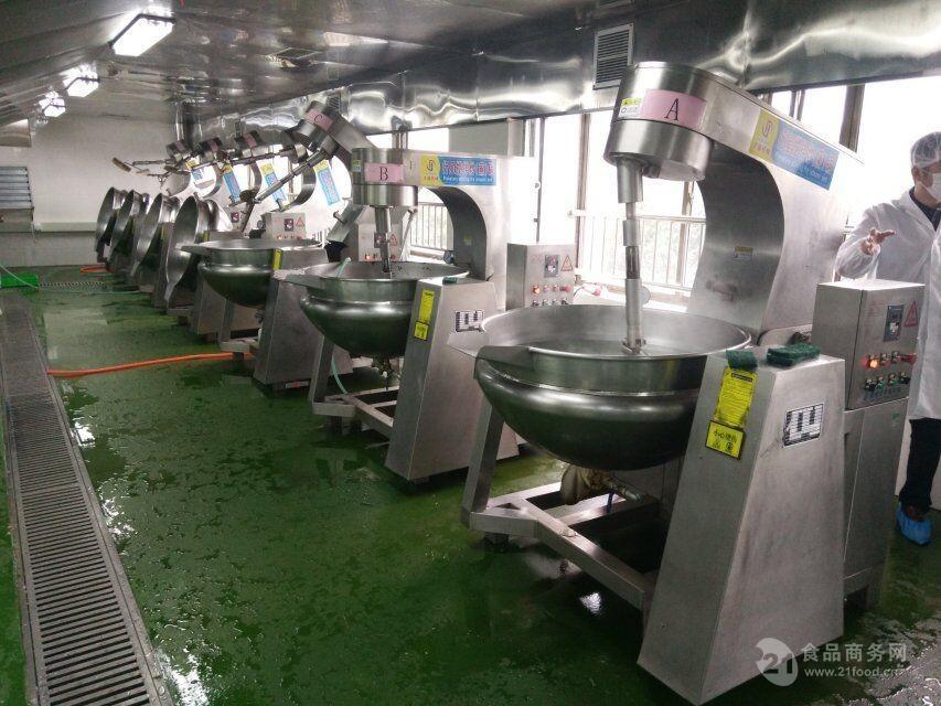 食品机械设备搅拌砂锅