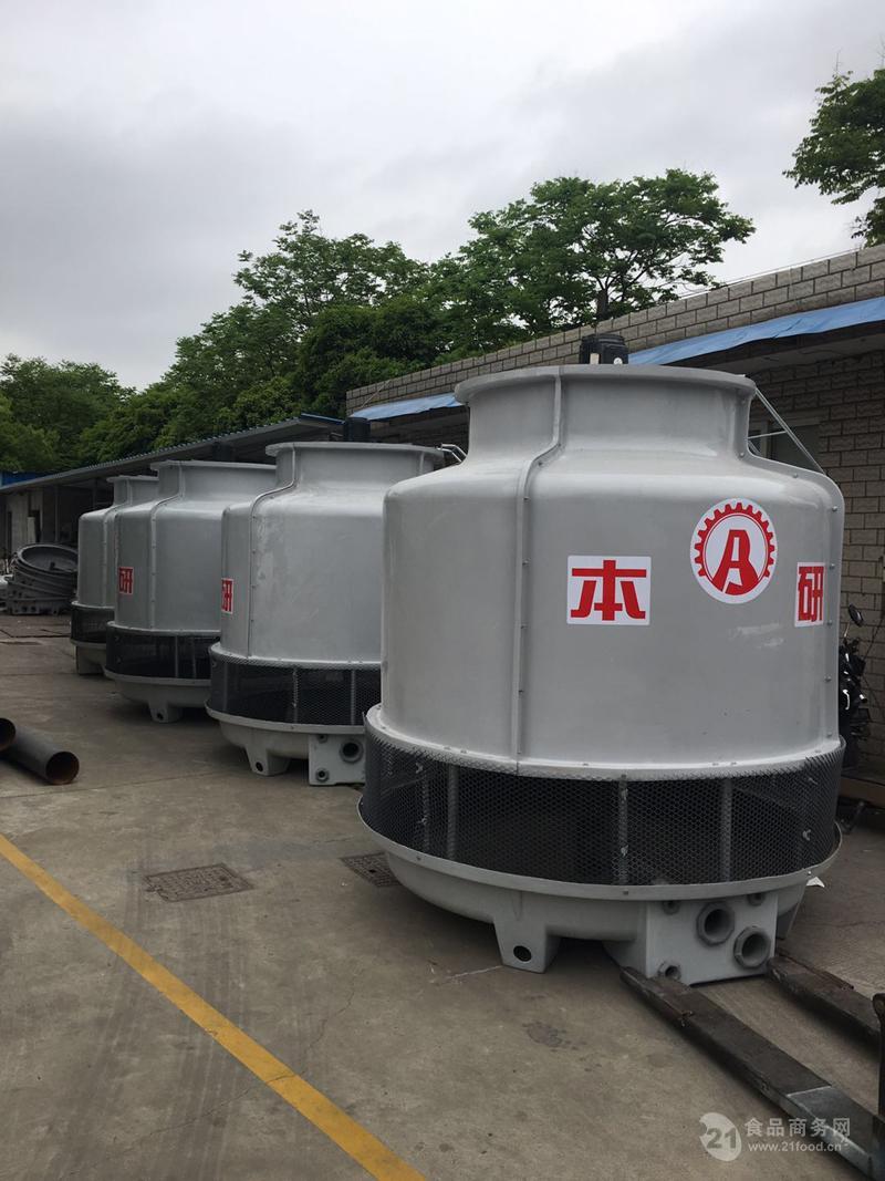 上海本研R-100T自动控温节水型冷却塔