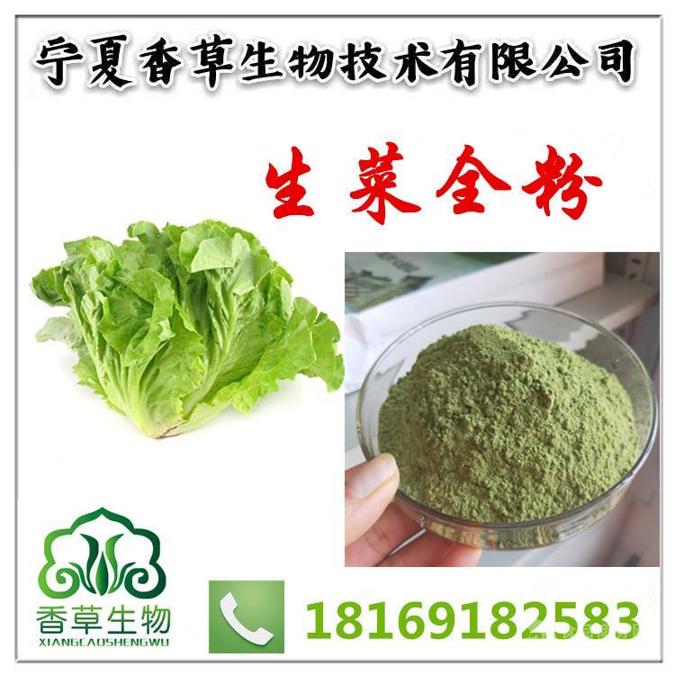 生菜粉供应商 宁夏生菜青汁粉报价 固原蔬菜浓缩汁 速溶型