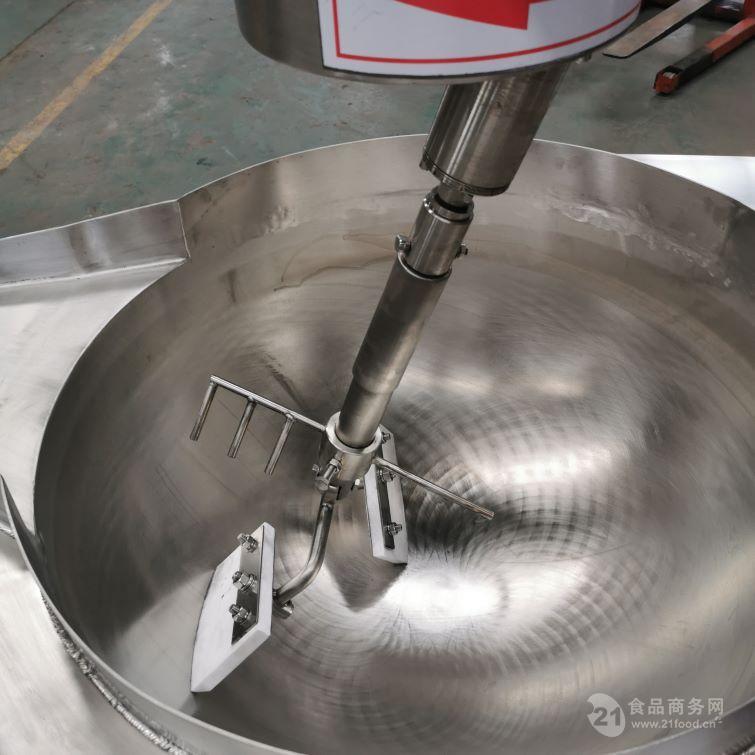 自动行星搅拌拌料机 全自动电加热行星搅拌炒货机