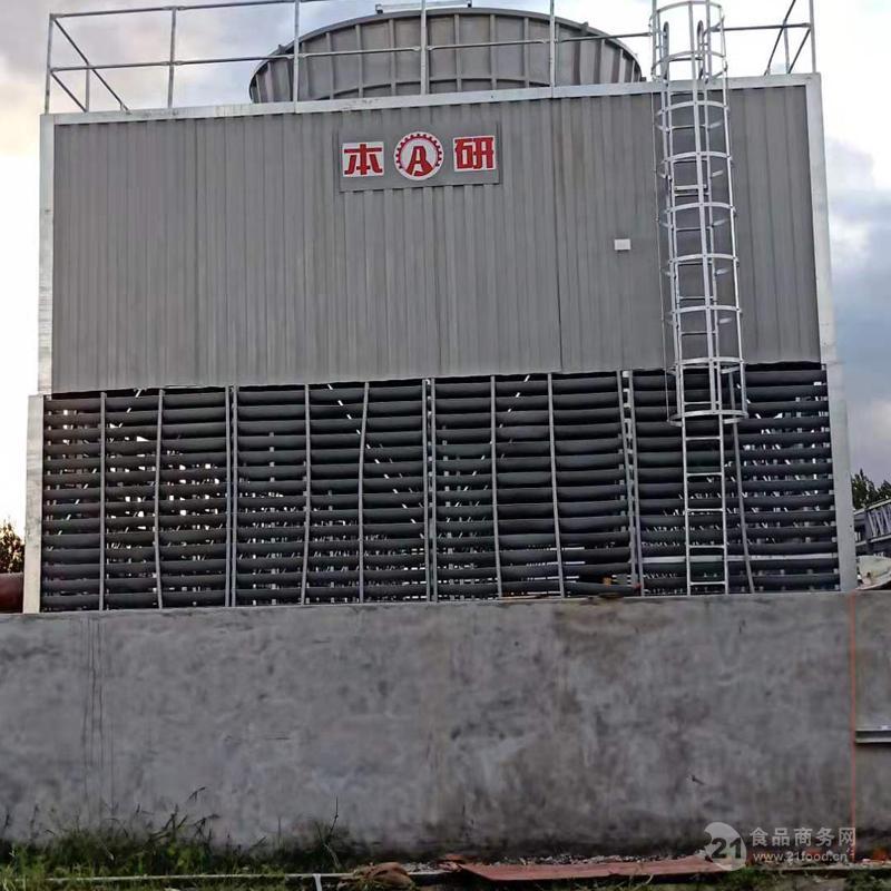 湖州无底盘工业冷却塔