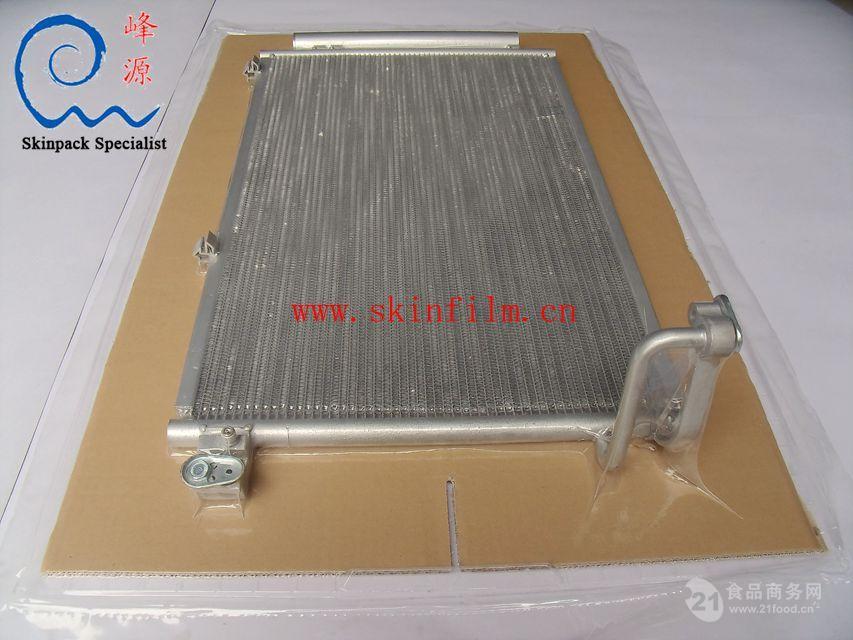 水箱贴体膜 AUTO RADIATOR贴体包装膜 环保贴体膜