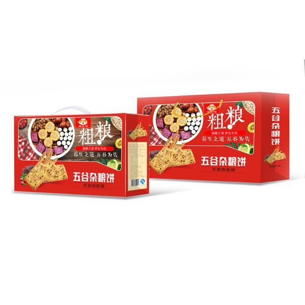 猫大师无糖面包礼盒_年货铁盒礼盒饼干
