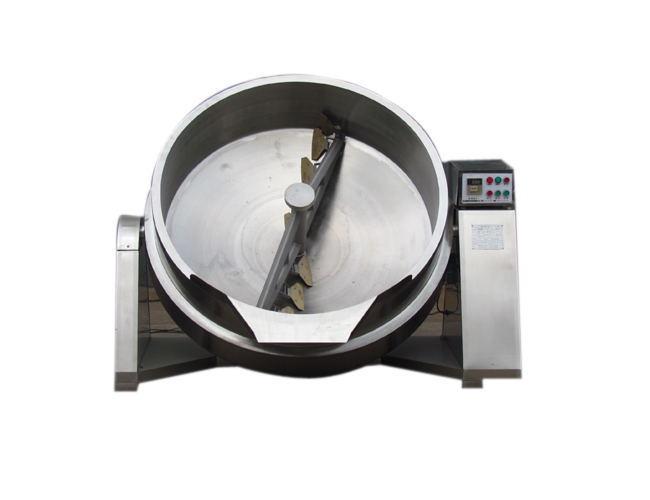 双向搅拌炒锅设备价格