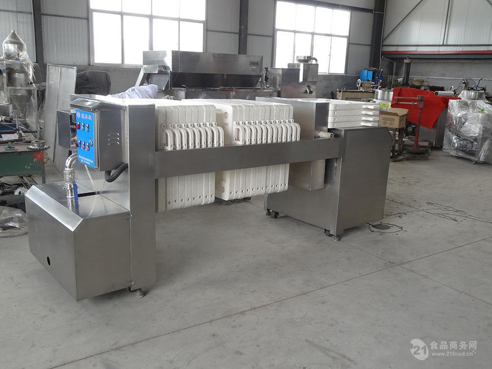 食品机械豆沙压榨机