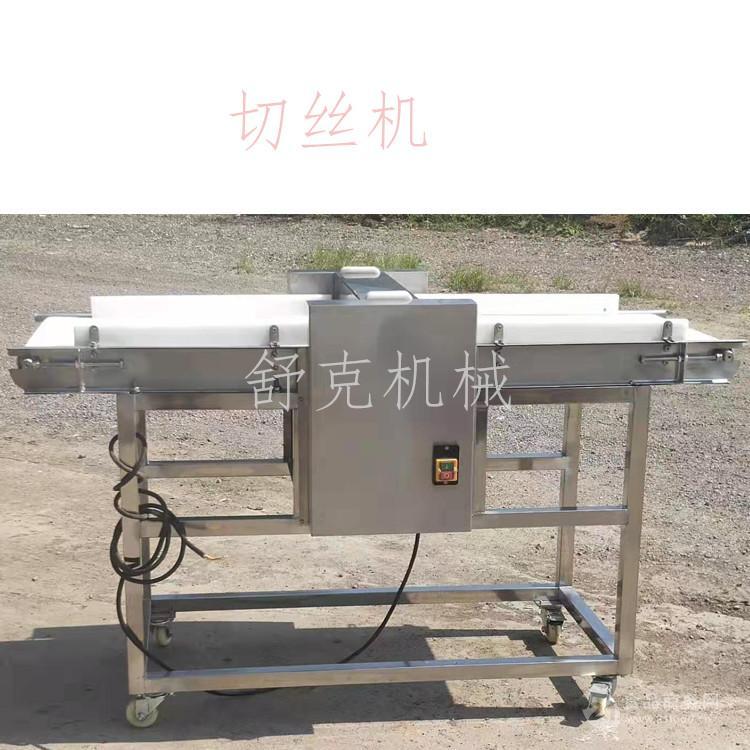 豆油皮子切丝机全自动油皮切条机