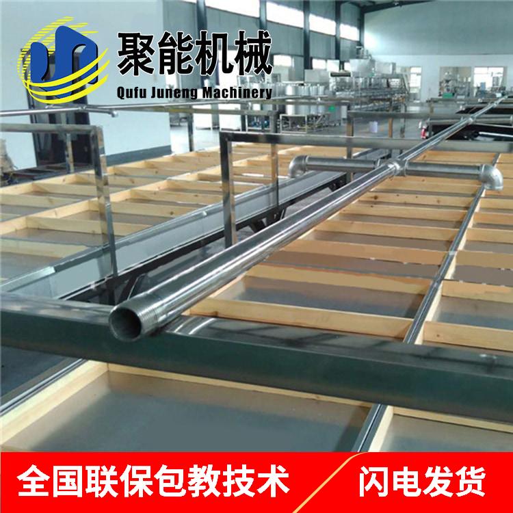 新型全自动腐竹机 工厂直销腐竹机生产线