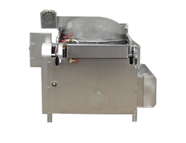 循环过滤油炸锅设备