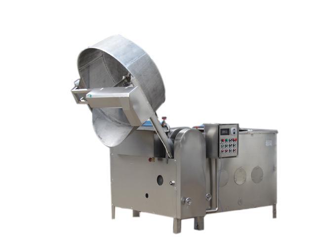 循环过滤油炸锅生产线