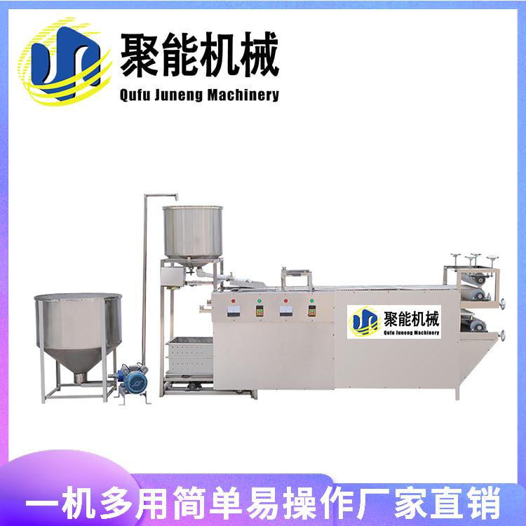 全自动千张机不锈钢材质 千张豆腐皮机价格